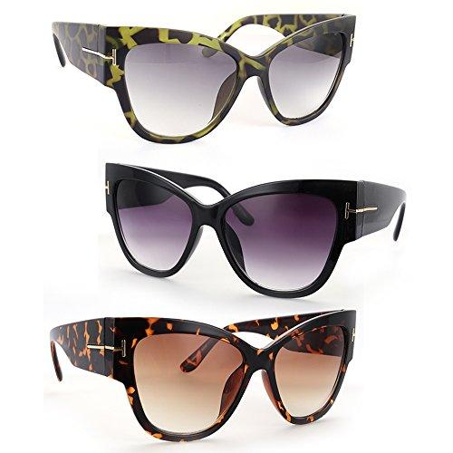 Valentines-Sale-Menton-Ezil-Oversized-Cat-Eye-Lenses-Wood-Grain-Tortoise-Frame-100UV-Protection-Women-Sunglasses-Street-Fashion