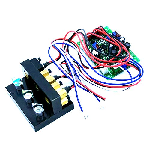 1750mw Mini Red/Green/Blue RGB Lasers Reflect to White Laser Dot Module 12VDC & TTL0-5V Control Full Colors