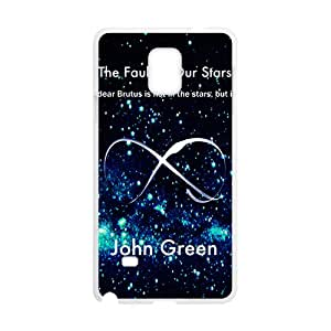 Shiny stars infinite Cell Phone Case for Samsung Galaxy Note4