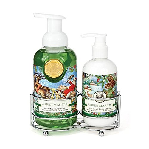 Michel Design Works CAD274 Foaming Hand Soap & Lotion Caddy