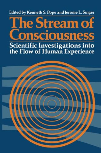 The Stream of Consciousness: Scientific Investigations into the Flow of Human Experience (Emotions, Personality, and Psychotherapy)