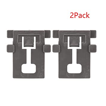 Beaquicy Dishwasher Prong Rack Cover Cap Compatible with most Dishwasher Rack 200 Pieces 15mm Long