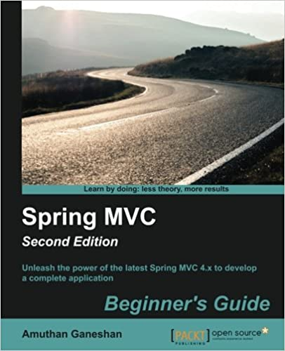 Spring MVC Beginners Guide Second