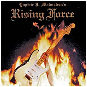 Yngwie Malmsteen - Rising Force - Amazon.com Music