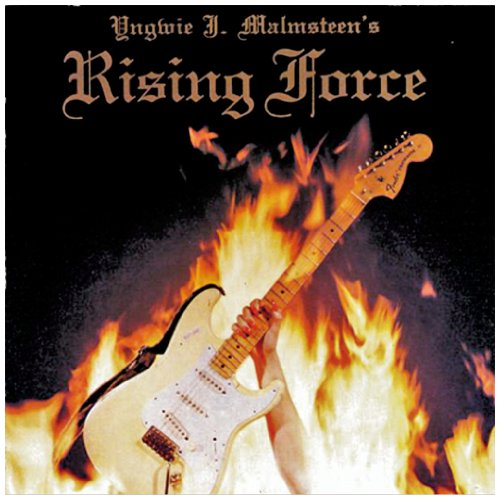 CD : Yngwie Malmsteen - Rising Force (CD)