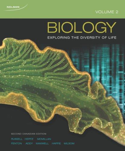 Biology: Exploring the Diversity of Life, Volume 2