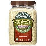 RICE SELECT Organic Jasmati Rice, 1Kg