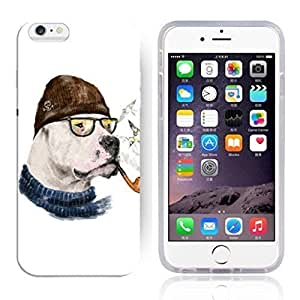 "Animal Art Illustration Pattern HD Durable Hard Plastic Case Cover for iphone 6(4.7"") hjbrhga1544"