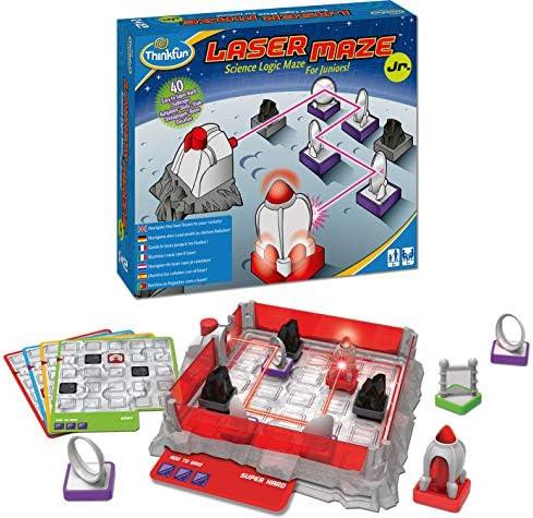 ThinkFun 76348 - Laser Maze™ Junior