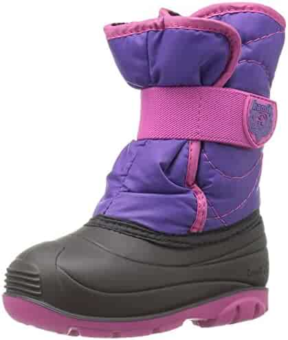 272021bf42a4 Kamik Footwear Snowbug3 Insulated Boot (Toddler)