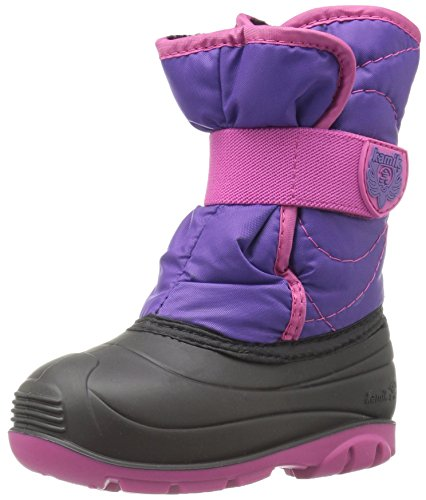 Kamik Snowbug3 Snow Boot, Purple/Magenta, 10 M US (Kamik Winter Boots)