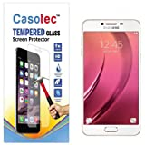 Casotec Tempered Glass Screen Protector for Samsung Galaxy C5