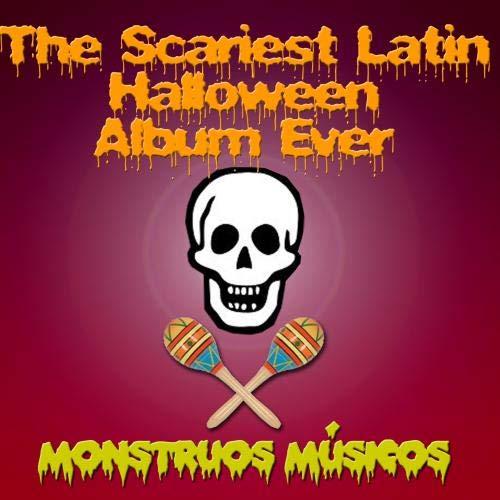 The Scariest Latin Halloween Album -