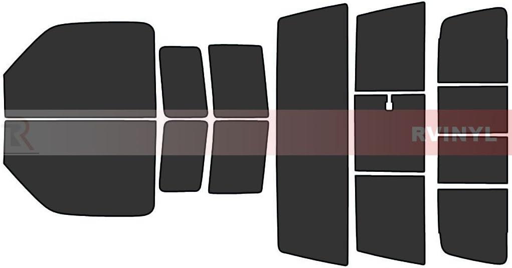 Back Kit 20/% Rtint Window Tint Kit for Ford Ranger 1993-2011