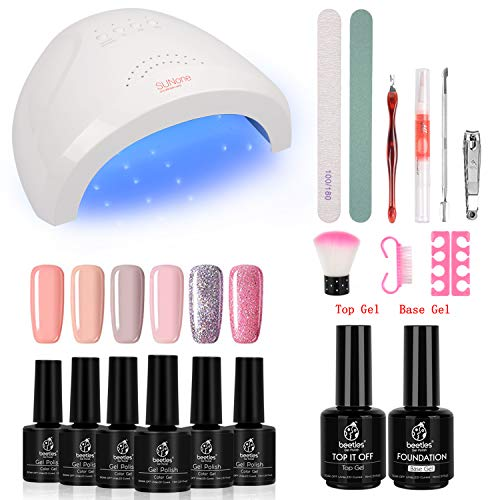 No Led Light Gel Nail Polish