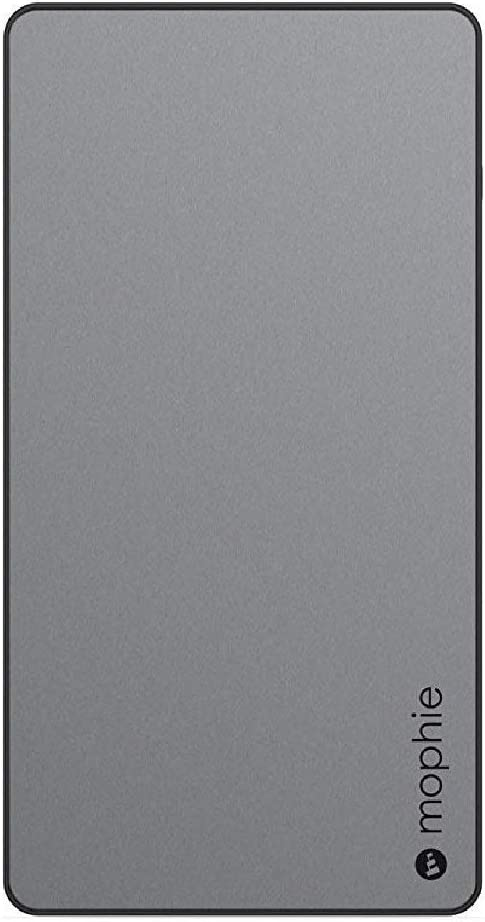mophie powerstation XL - Universal External Battery for Universal Smartphones and Tablets - Gray