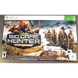 XBOX 360 Cabela's: Big Game Hunter Pro Hunts Bundle with Gun BRAND NEW SEALED