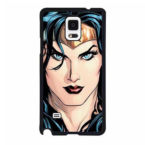 Wonder Woman Samsung Galaxy Note 4 caso, resistente a los ...