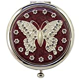 Butterfly Pill Box - Useful & Decorative Gift for Mom or Grandma/Nana