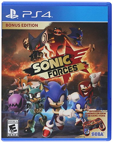 Sonic Forces: Bonus Edition - Playstation 4 (Sonic The Hedgehog 2 Final Boss Music)