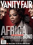 Vanity Fair July 2007 Africa Issue, Oprah/Gates Cover
