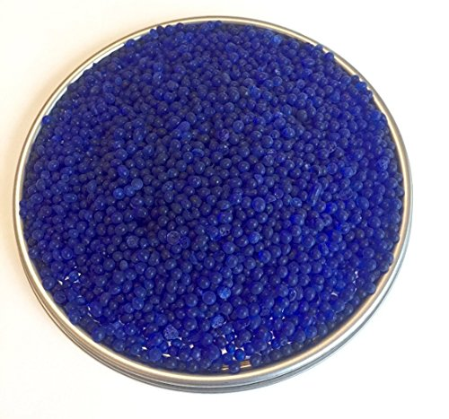 2.5 LBS of Industry Standard Blue Bead Indicating Silica ...