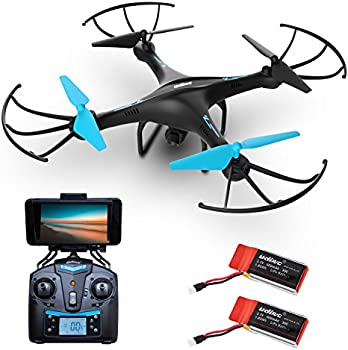 Force1 U45W Blue Jay HD Drones with Camera
