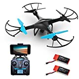 Force1 U45W Blue Jay Wi Fi FPV Drone with HD Camera (Small Image)