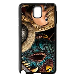 How to Train Your Dragon Samsung Galaxy Note3 Phone Case White Black Christmas Gifts&Gift Attractive Phone Case HLS5W0123438