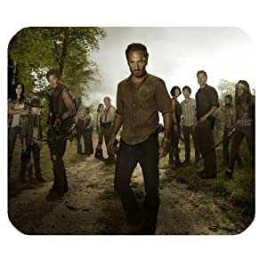 Custom The Walking Dead Mouse Pad Gaming Rectangle Mousepad CM-683