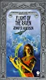Flight of the Raven, Jennifer Roberson, 0886774225