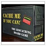 Cache Me If You Can Geocaching Game by DPH Games Inc.