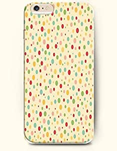 Multi-Colored Wave Point - Polka Dot Series - Phone Cover for Apple iPhone 6 Plus ( 5.5 inches ) - SevenArc Authentic...