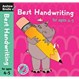 Best Handwriting for Ages 4-5