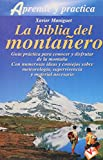 img - for La Biblia Del Montanero (Fuera De Coleccion) (Spanish Edition) book / textbook / text book