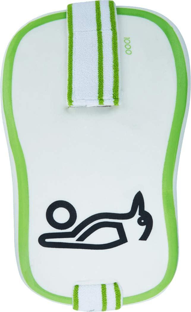 Kookaburra 1000 Chest Guard Lightweight HDF Towel Back Cricket Protection **New