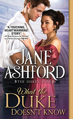 book cover of What the Duke Doesn\'t Know