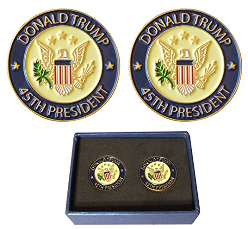 Donald Trump 45th President Lapel product image