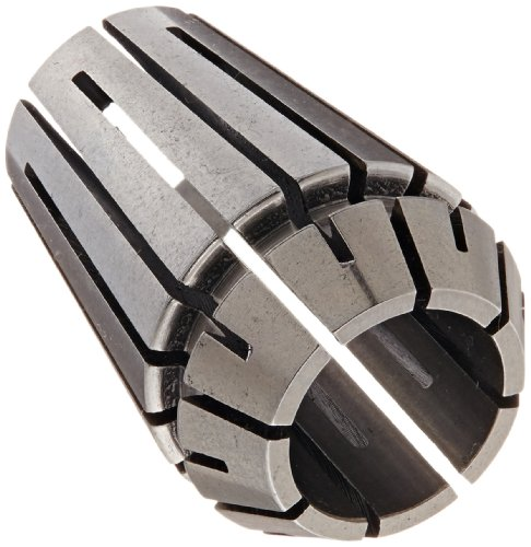 Dorian Tool ER20 Alloy Steel Ultra Precision Collet, 0.461'' - 0.500'' Hole Size by Dorian Tool