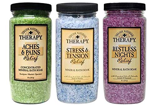 Village Naturals Therapy Mineral