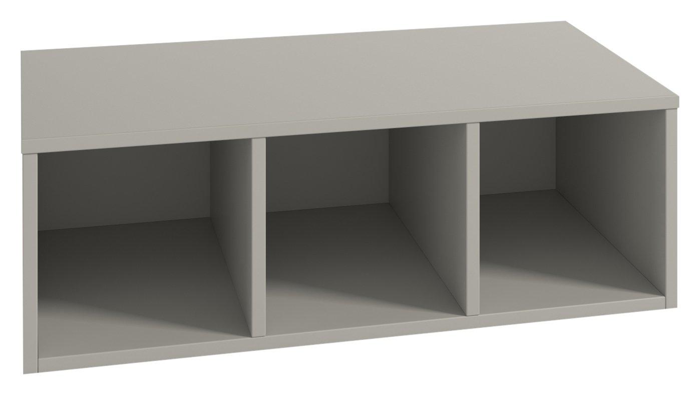 LOWE meubles combinable un seau 90 x 45 x 30 cm