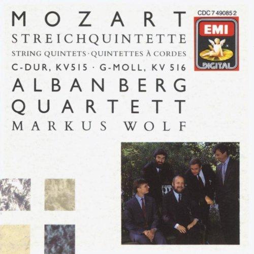 Mozart: String Quintets Nos 3 & 4