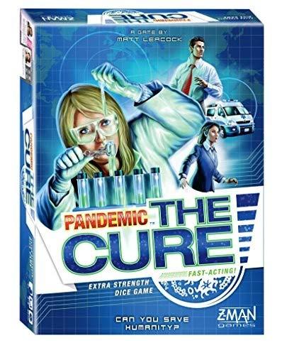 (Z-Man Games Pandemic: The)