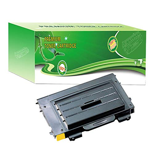 ABCink Compatible Toner Cartridge Replacements for Xerox 106R00682,for use in Xerox Phaser 6100,5000 Yields(1 -