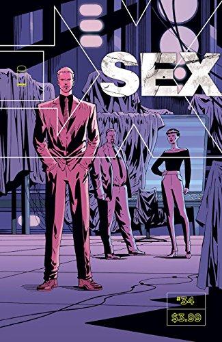 Sex (2013) #34 VF/NM Image Comics