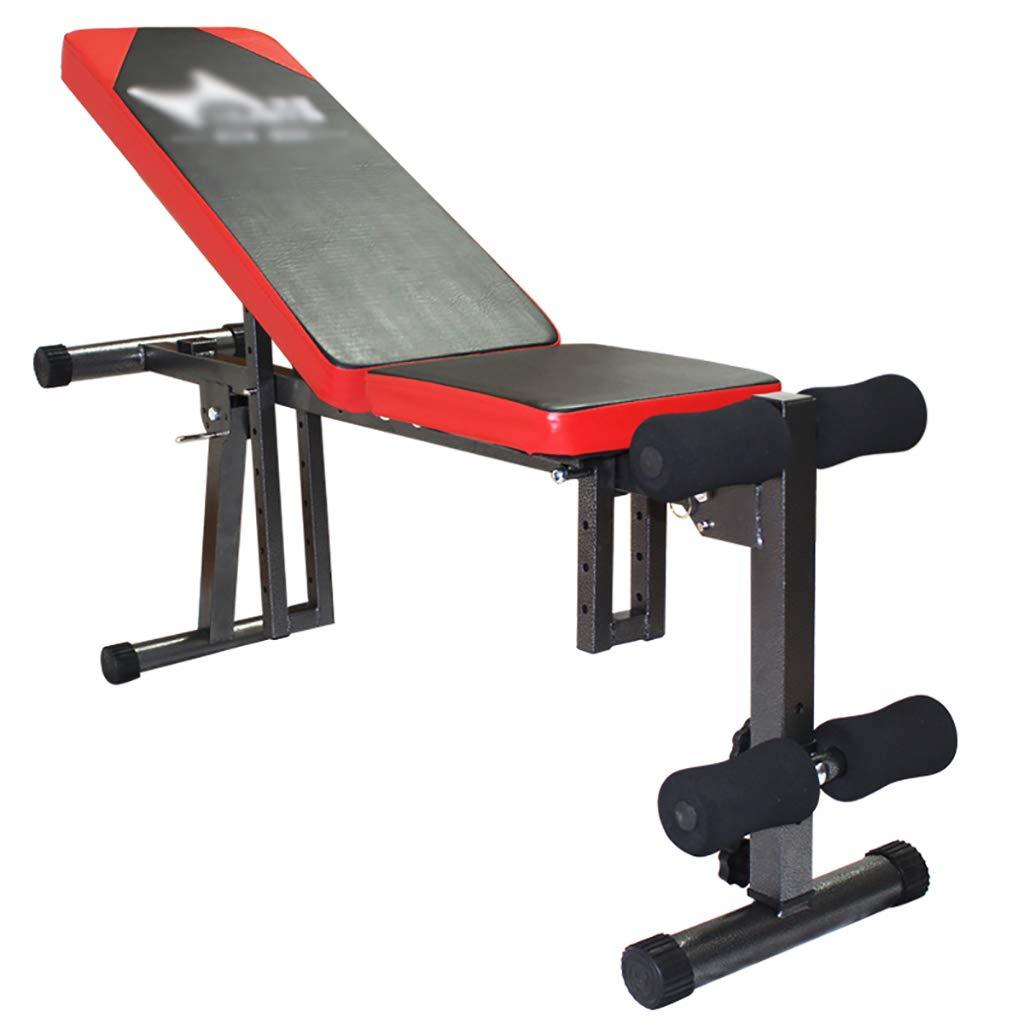 腹筋器具 仰向けに座るジムフィットネス器具家庭用多機能Foldable腹部運動補助   B07GGDNT7Z