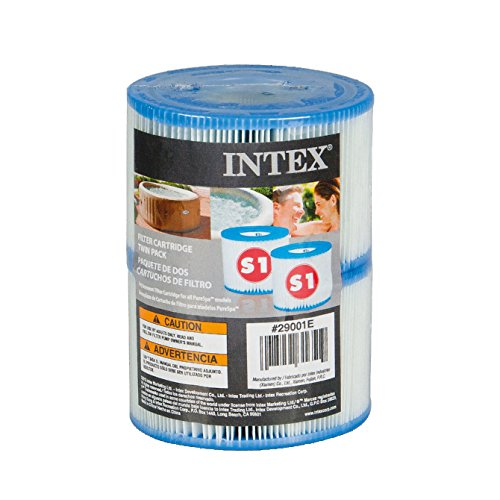 Intex Type S1 Filter Cartridge for PureSpa, Twin - Stores Mall In Sooner