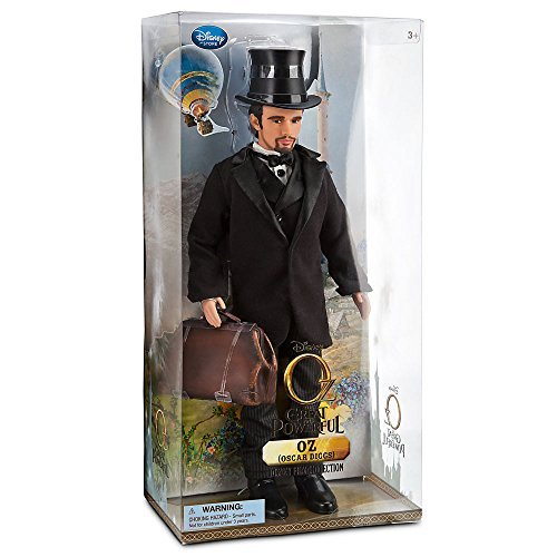 Disney Oz the Great & Powerful Doll - Oz [Oscar Diggs] -- 12