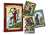 img - for The English Magic Tarot book / textbook / text book