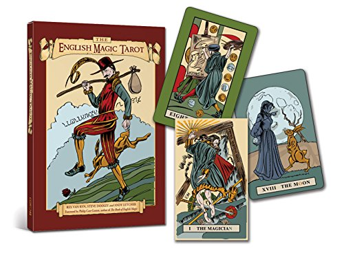The English Magic Tarot - Deck Cult